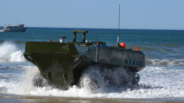 amphibious combat vehicle 1 1 by bae systems and iveco defence defence blog. Black Bedroom Furniture Sets. Home Design Ideas