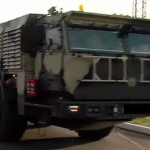 KAMAZ to showcase a new  series  of military chassis  for  missile system
