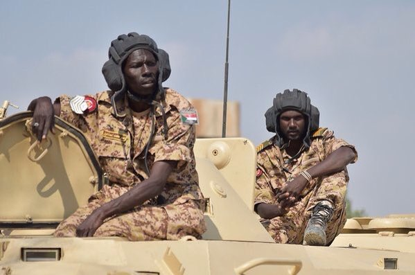 Troops from Sudan join Saudi-led campaign in Yemen 1