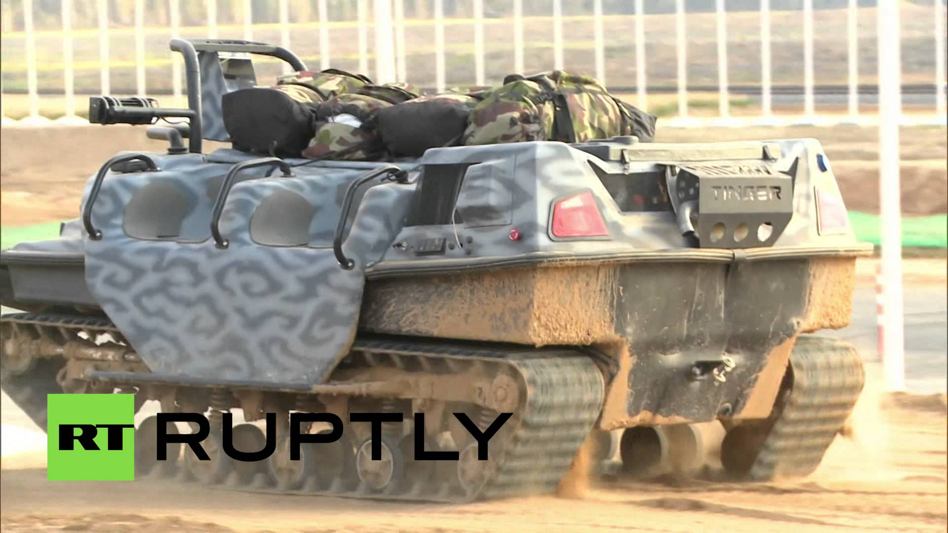 Photo : Russian Defense Ministry Innovation day 2015