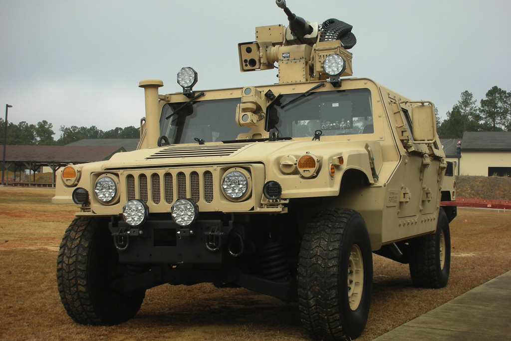 Survivable Combat Tactical Vehicle Launches In 2016