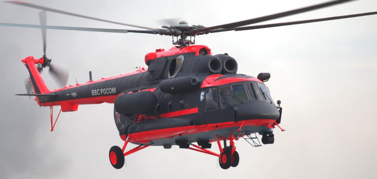 Image result for Mi-8AMTSh-VA arctic helicopter