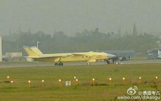 China's first series-productionChengdu J-20 fighter is getting ready for a first flight