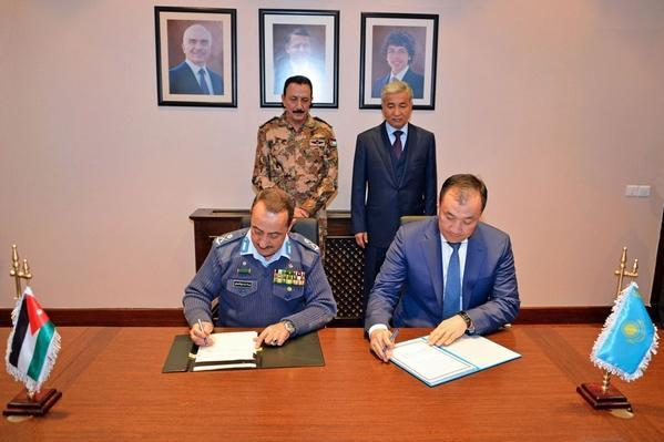 As part of the latest military cooperation agreement between Jordan and Kazakhstan, Kazakhstan Paramount Engineering has stated Jordan will buy 50 Arlan armored vehicles. Photo by the Kazakhstan Ministry of Defense