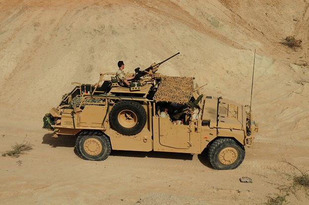 France orders 450 vehicles from RTD for special forces