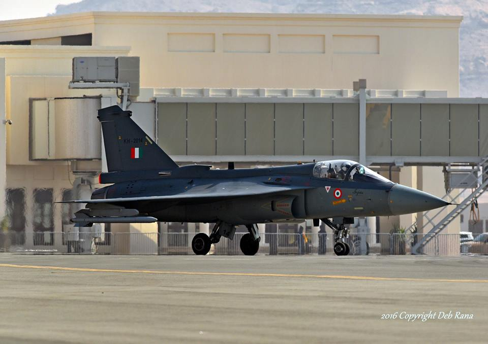 Viewpoint : New Indian HAL Tejas light multirole fighter