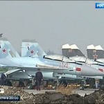 Russian TV confirmed the deployment of Su-35S in Syria