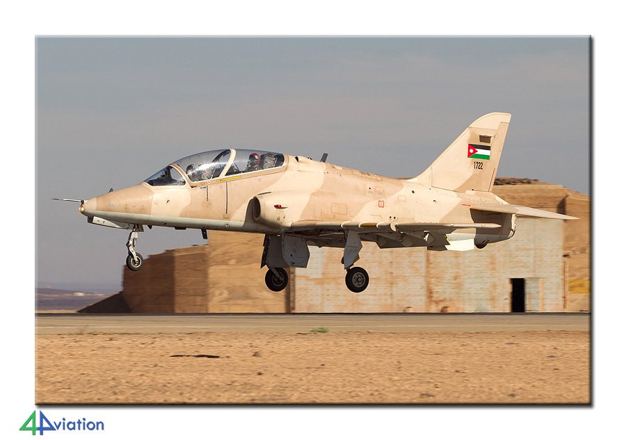 Royal Jordan Air Force BAe Hawk deliveries confirmed - reportedly donated by UAE 2