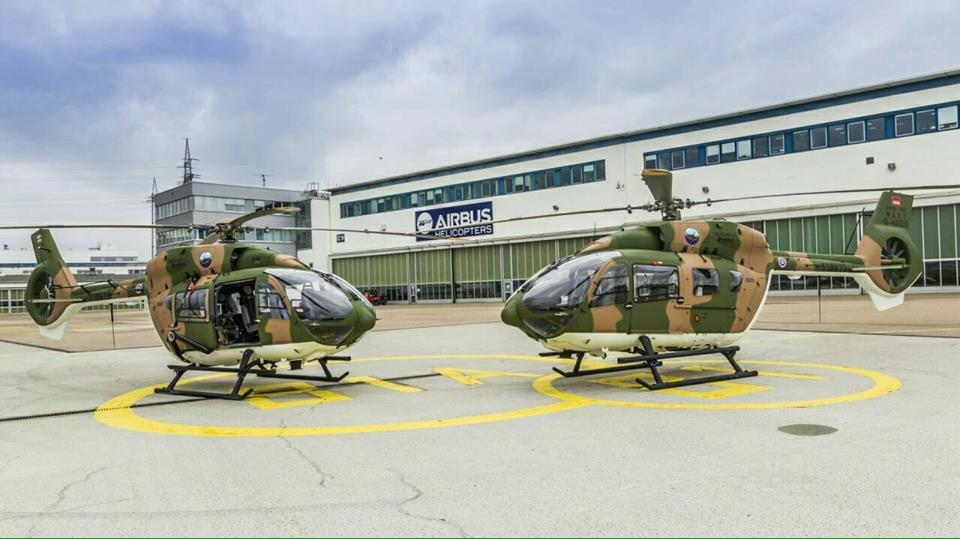 newest army helicopter with Royal Thai Navy Receives Two New H145m Military Helicopters on Toufan 2 likewise Watch further Climb Aboard Explore Bristows New Helicopter At Otc 2014 moreover By sub category besides 663167.