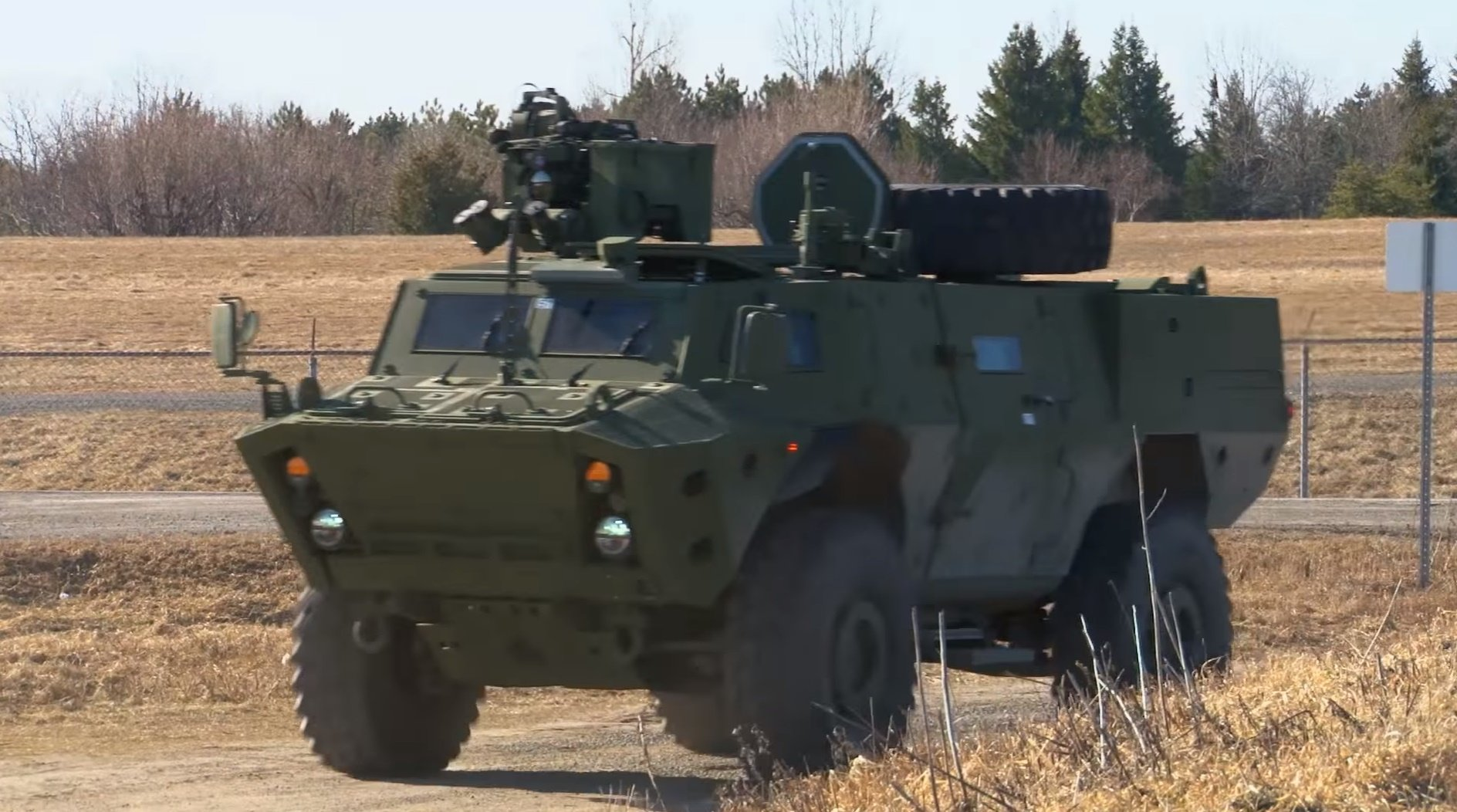 First TAPV deliveries for Canadian Army are scheduled to begin during the summer