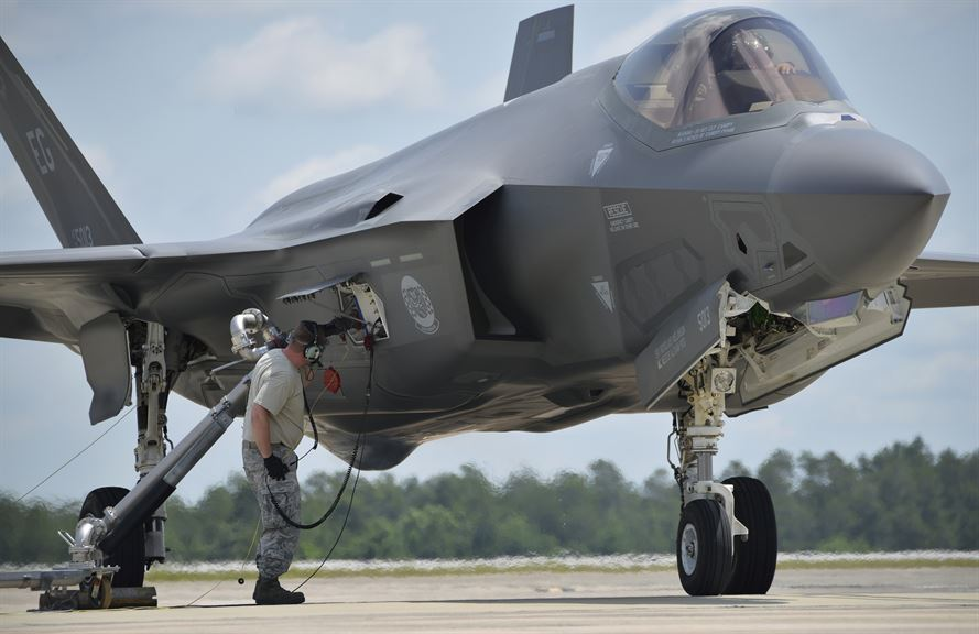 Danish government  selects   F-35A stealth fighters