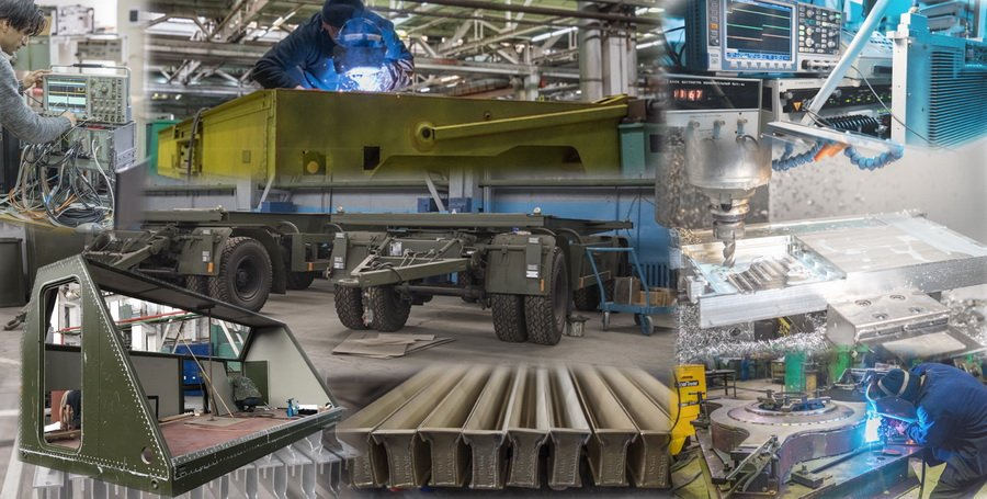 Start-up of 80К6Т radar batch production (c) defence-ua.com