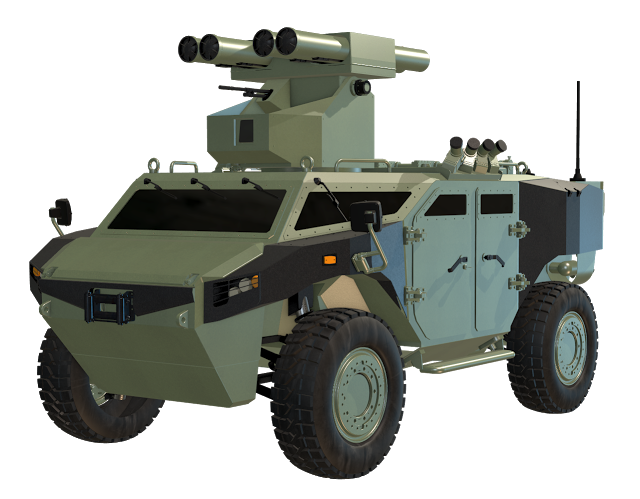 FNSS to supply anti-tank vehicles to Turkish Land Forces