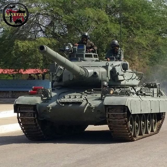 Venezuelan Army has disclosed some details of its AMX-30 MBT upgrade program