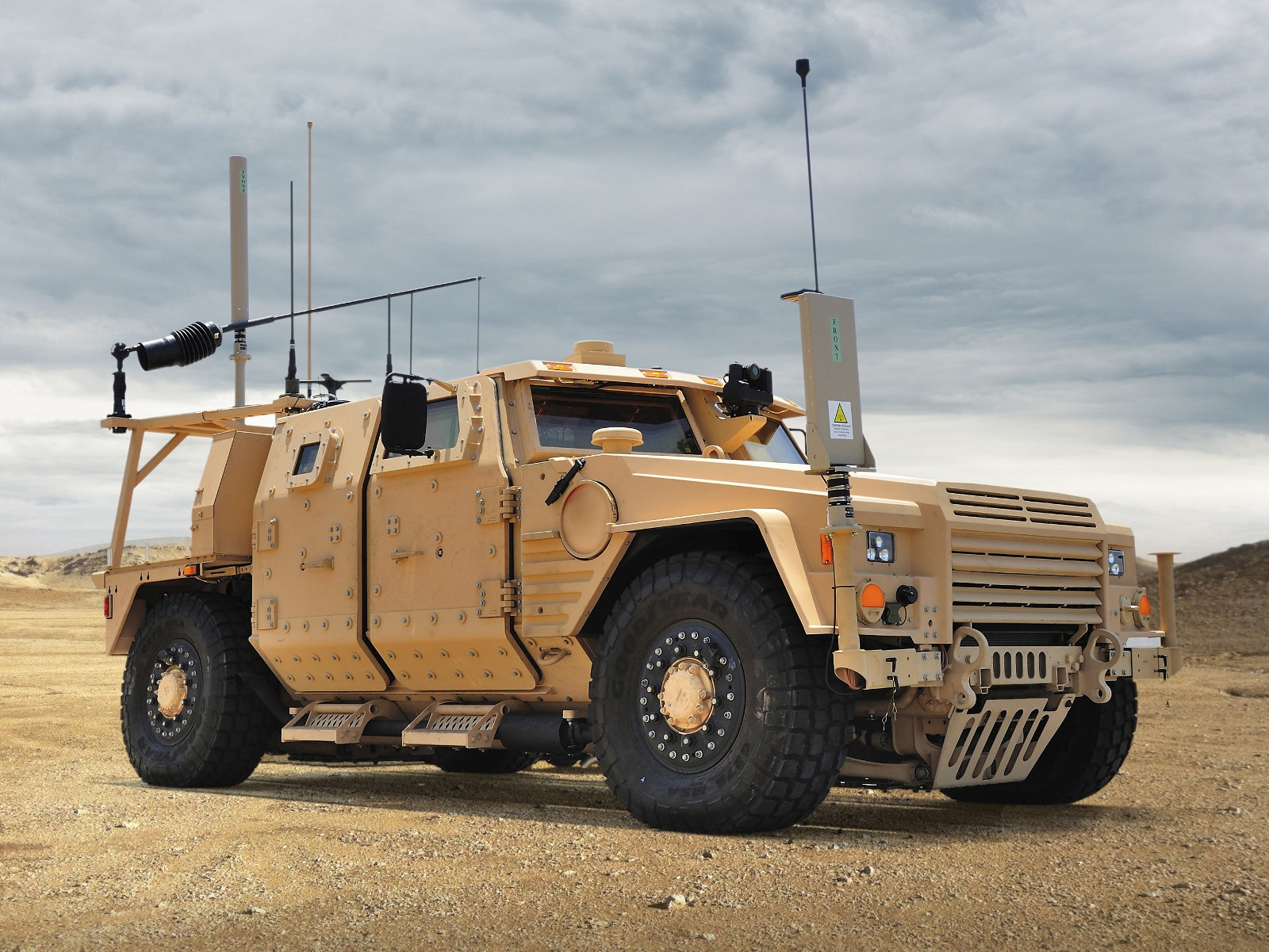Lockheed Martin's latest counter-IED system to support partner nations