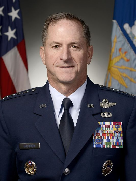 U.S. Air Force Chief of Staff David Goldfein