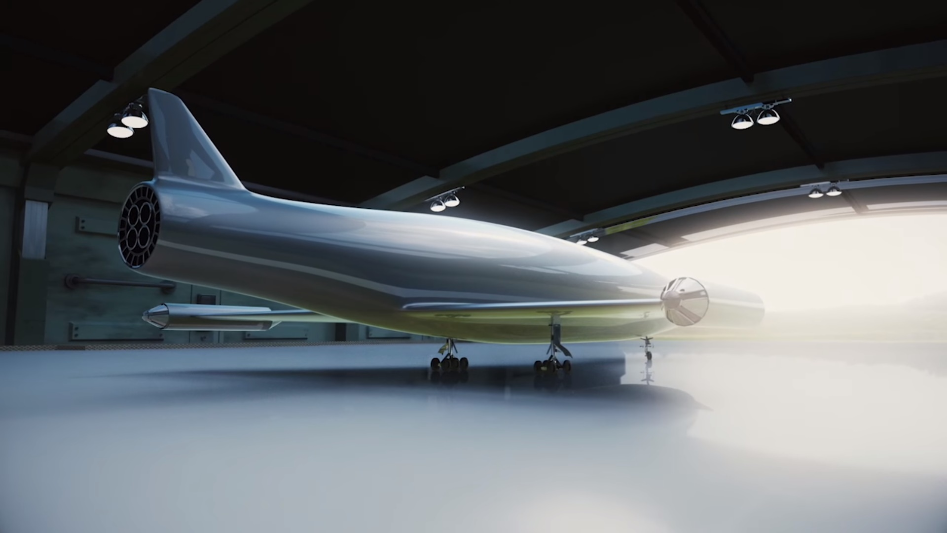 BAE Systems : Armed forces of the future could be using Hypersonic Rapid Response Aircraft