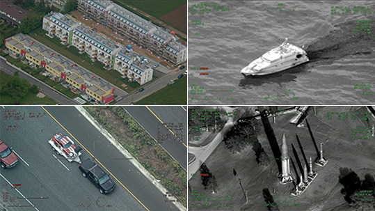 Supports latest MIL-standards for clear imagery using metadata for sensor & target information