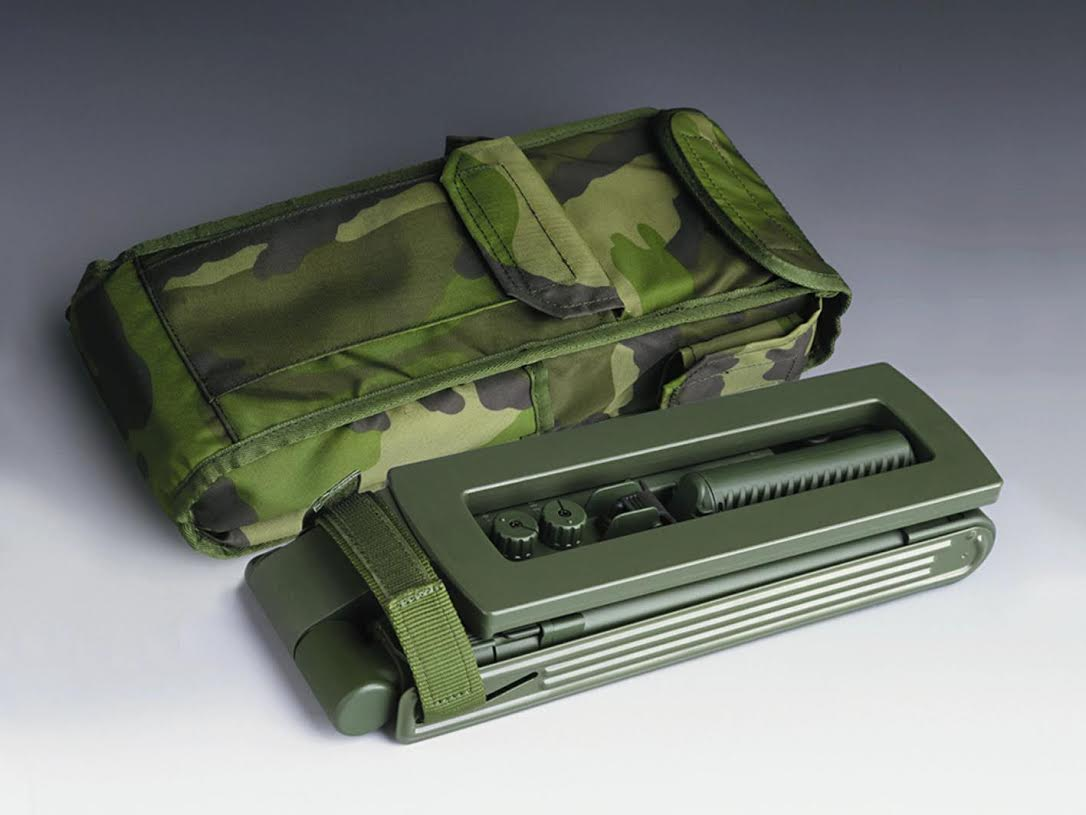 Czech Ministry of Defence orders 100 Schiebel MIMID Miniature Mine Detectors