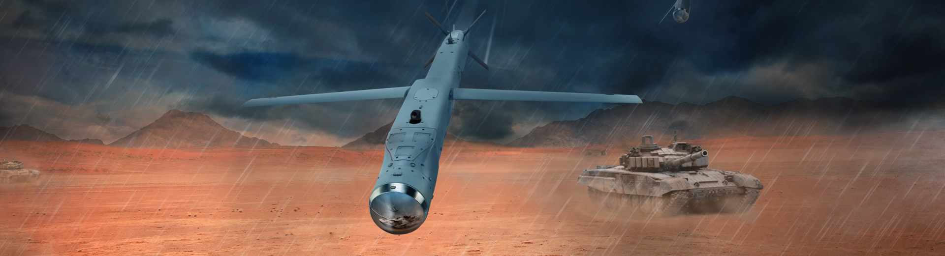 Raytheon : Darkness doesn't damper the SDB II weapon's ability to track moving targets