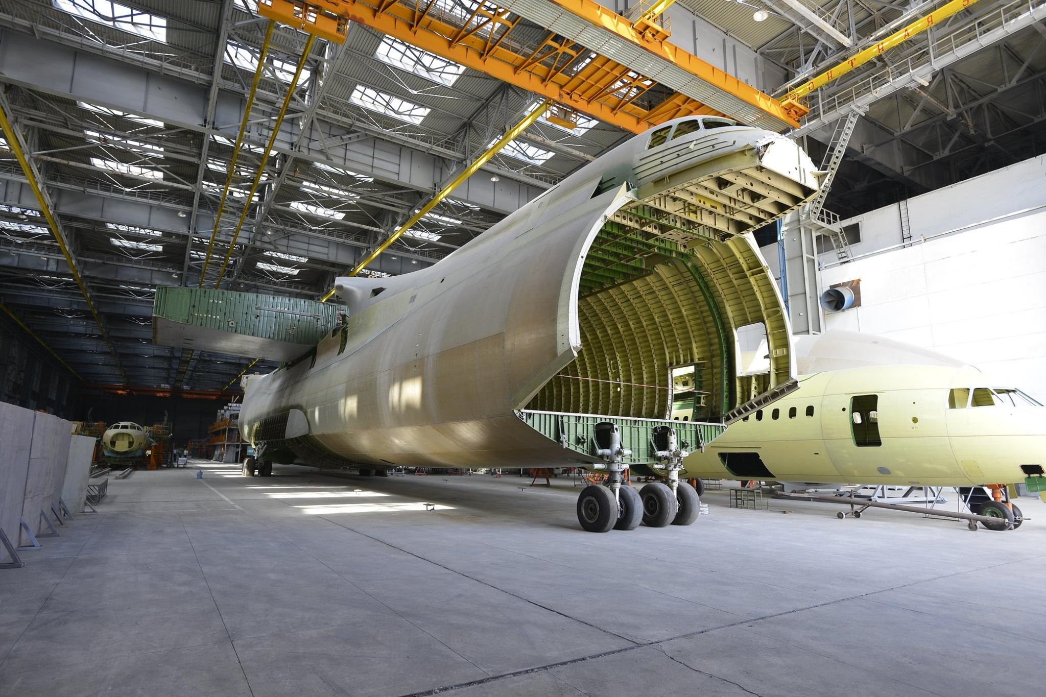 Ukraine, China agree to jointly build new A-225 super-heavy transport aircraft