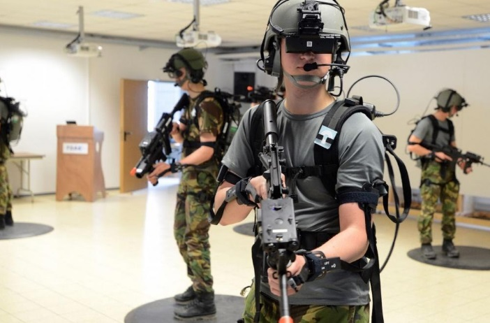 Can VR training in the military save lives?