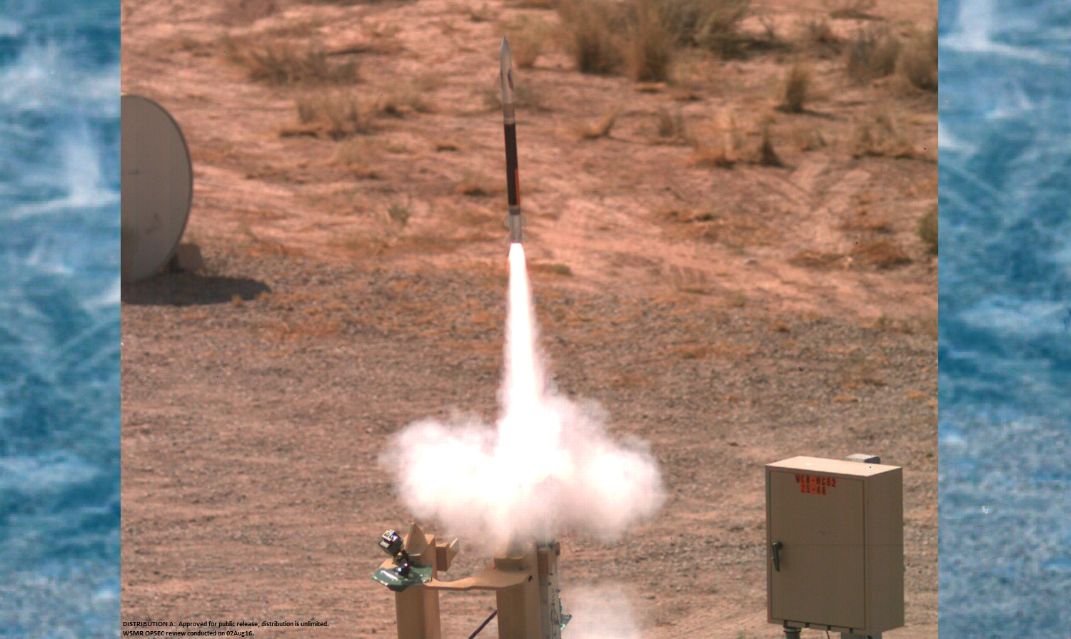 Lockheed Martin's Miniature Hit-to-Kill missile successfully completes second flight test