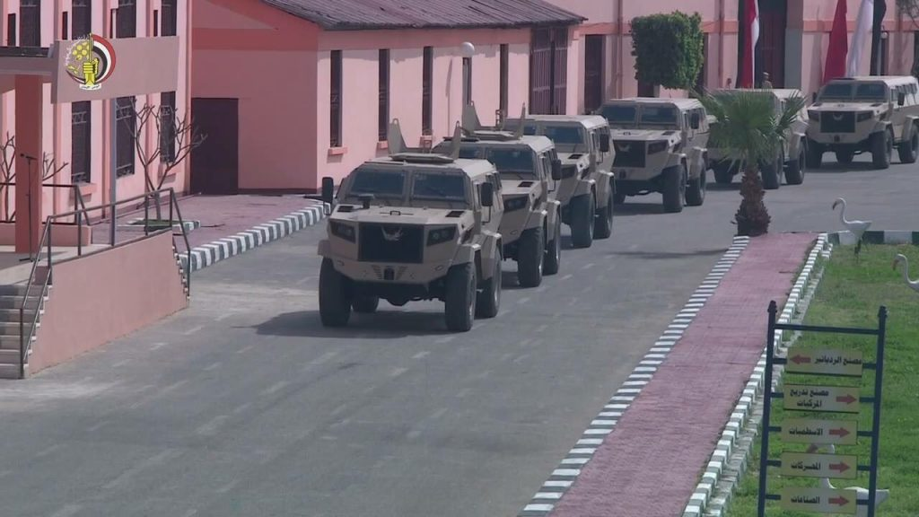 «Temsah» armored personnel carrier