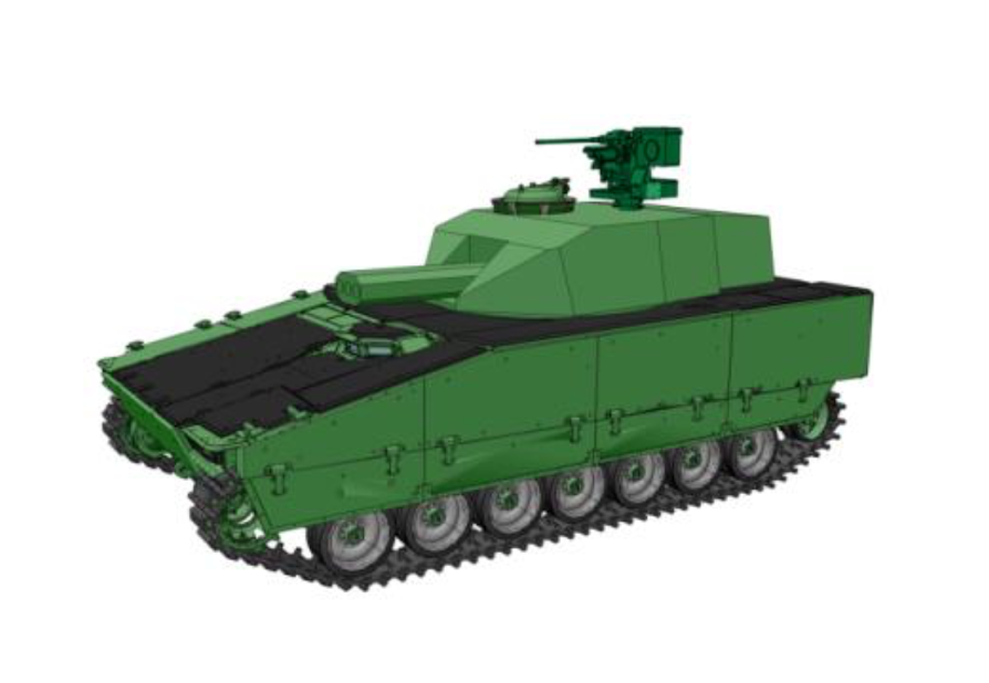 BAE Systems to deliver vehicle mounted Mjölner mortar systems to Swedish Army