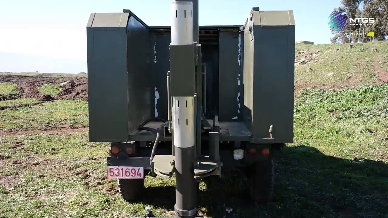 Alakran mortar carrier system secured first export order from a Middle-East customer