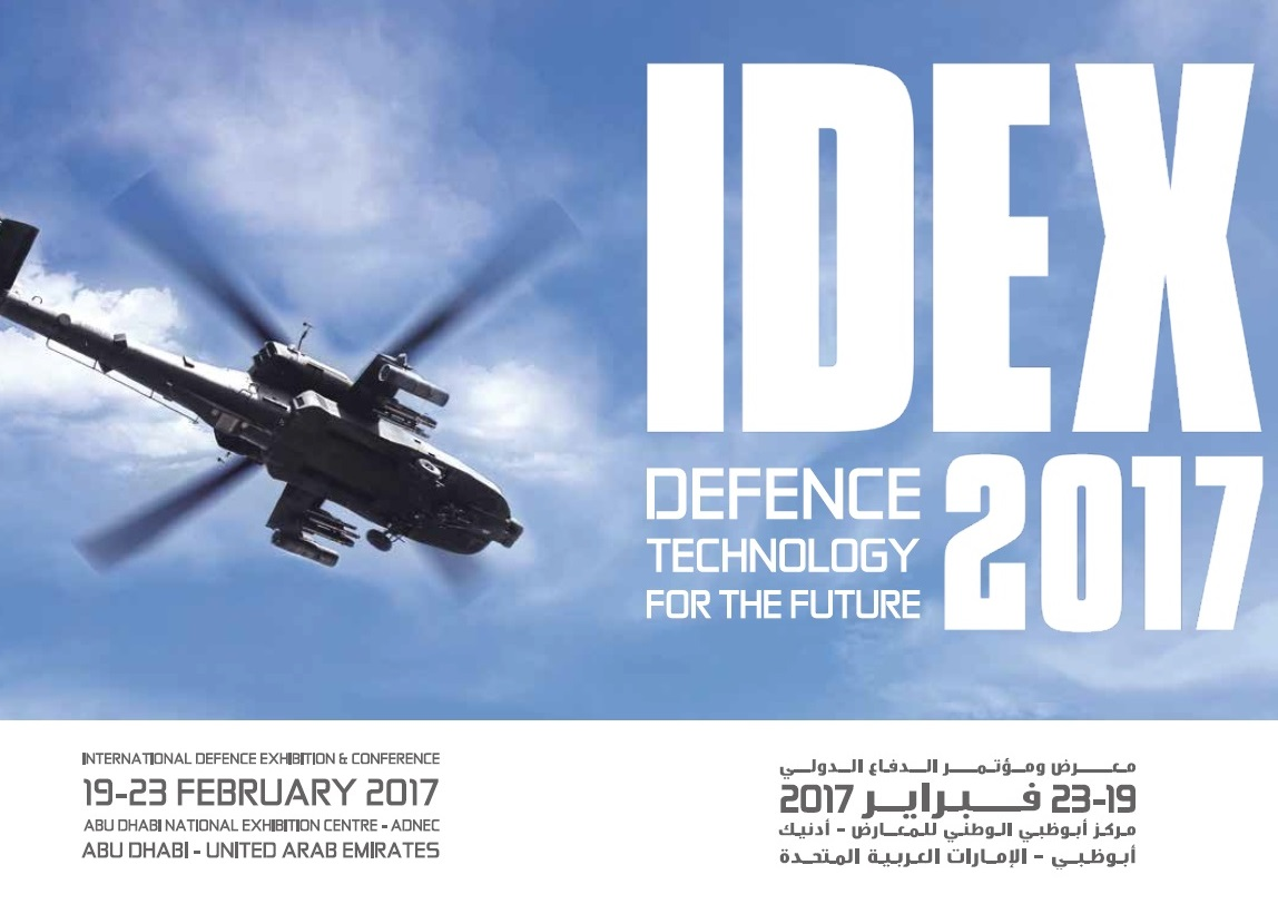 IDEX 2017 review preparations for upcoming mega events in Abu Dhabi