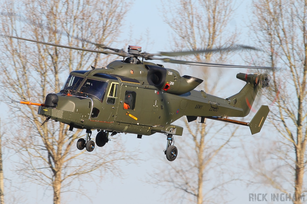 Leonardo awarded contract to deliver support and training services for AW159 Wildcat helicopters