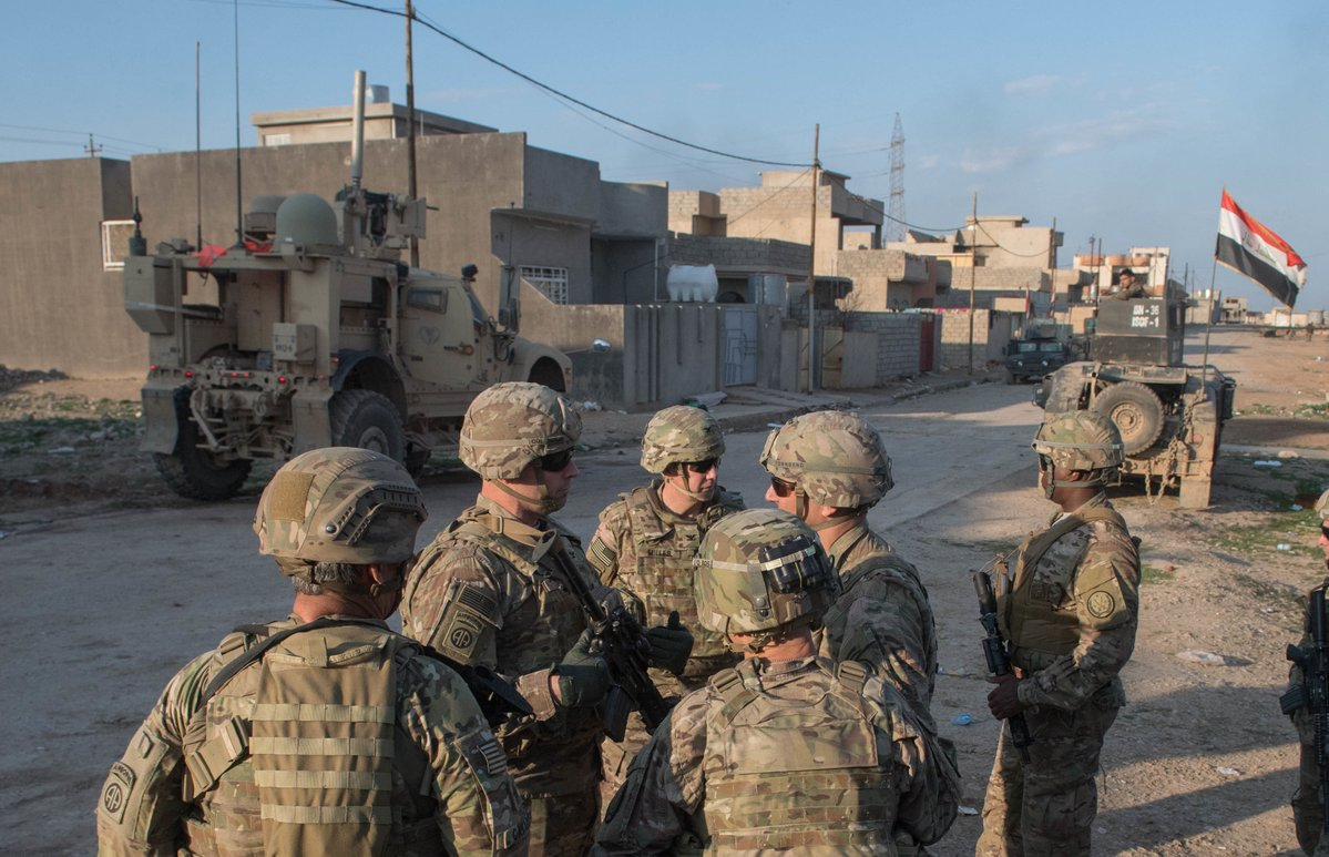 U.S. Army uses upgraded Warfighter Information Network-Tactical Increment 2 in Iraq