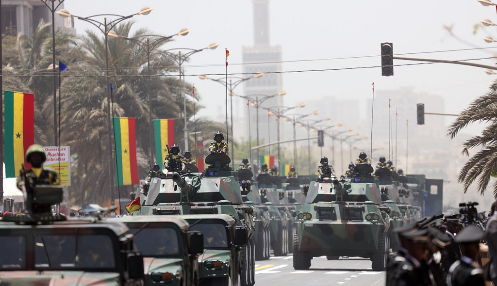 Senegal celebrated the 57th anniversary of its independence in its capital Dakar