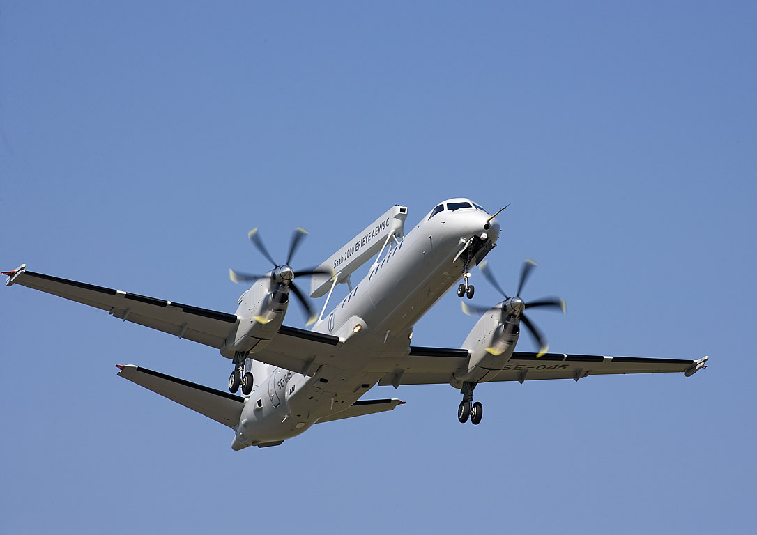 Saab receives order within Airborne Early Warning and Control segment
