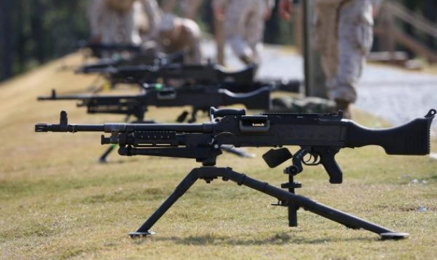 Georgian armed forces to replace PKM machine guns
