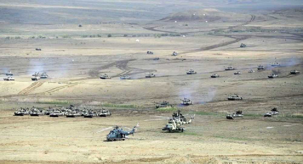 Azerbaijan and Turkey launch joint military exercises in Nakhchivan