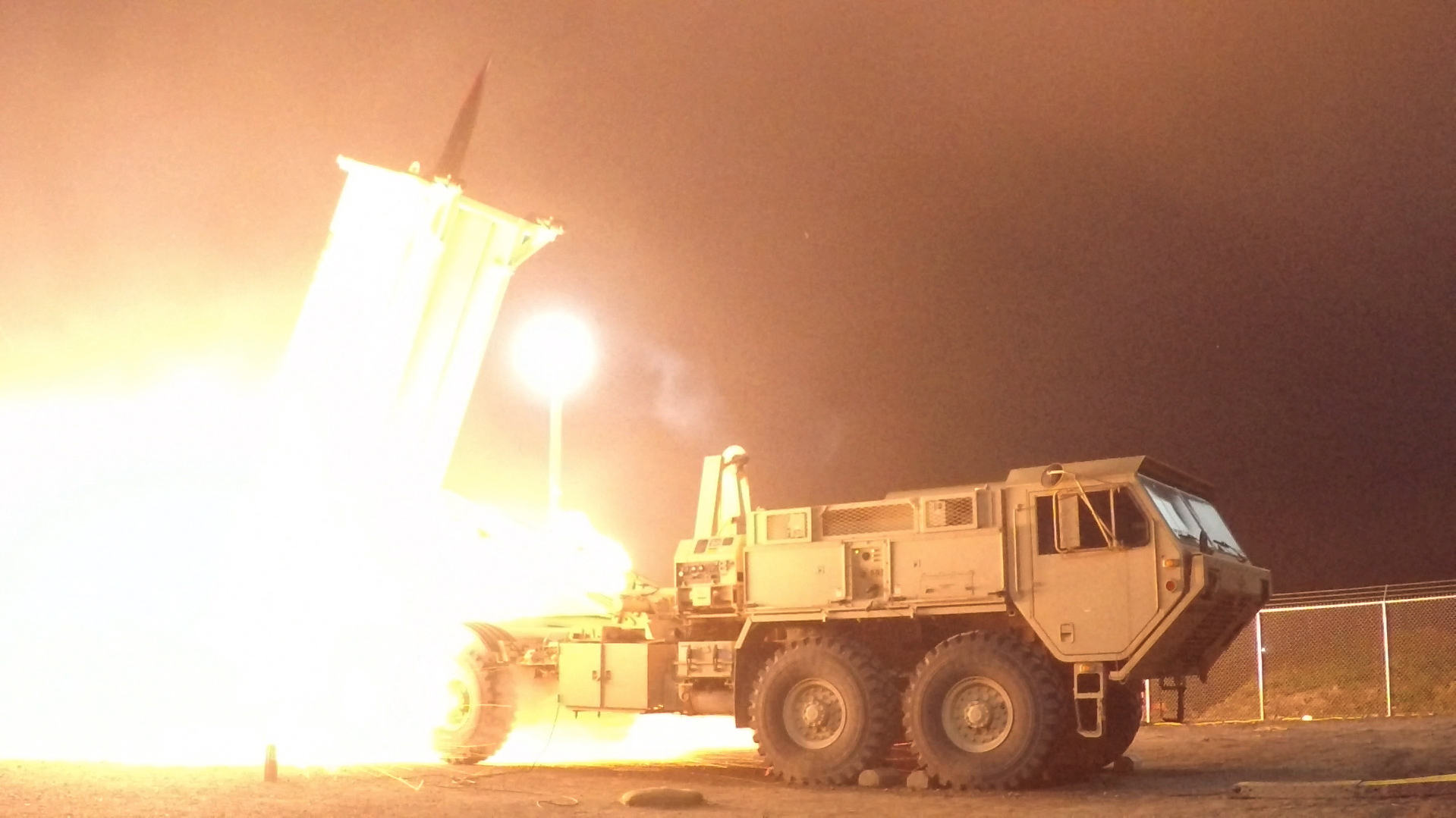 THAAD weapon system successfully intercepts 15th target
