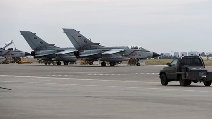 Germany begins to withdraw forces from Turkish İncirlik base