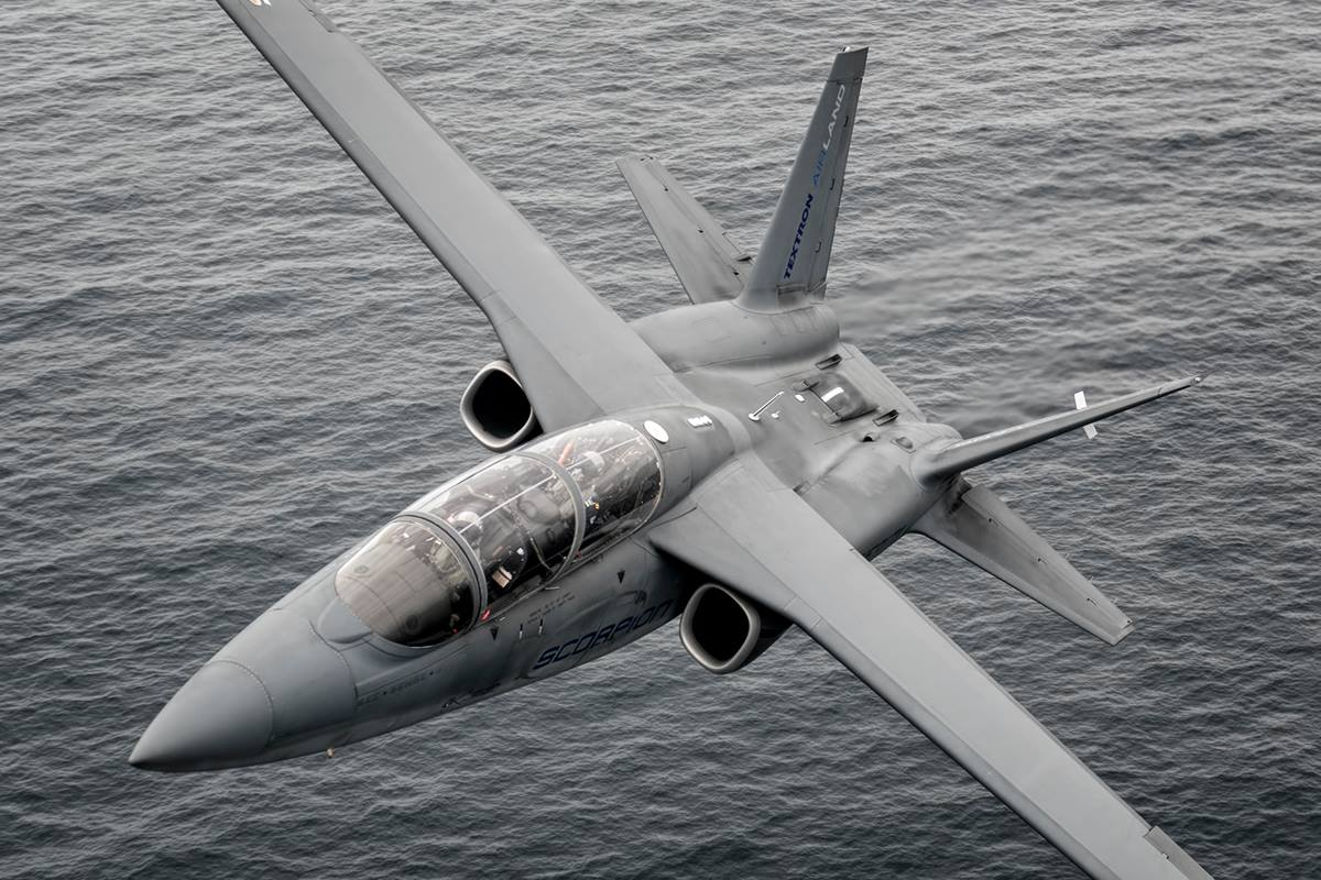Saudi Arabia looks to buy Scorpion light attack aircraft