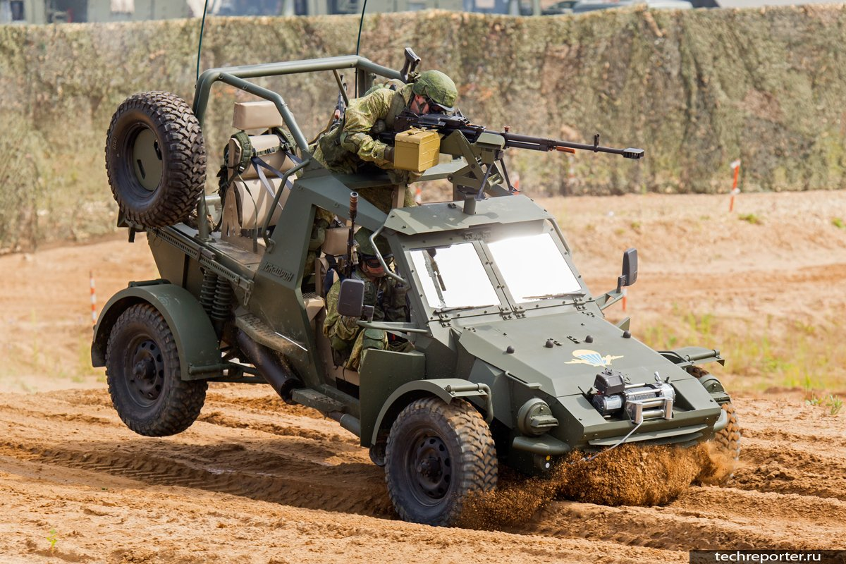 Russian Airborne Troops looks to buy lightweight assault vehicles ...