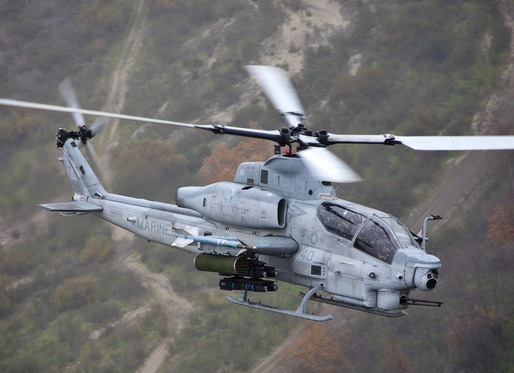 Romania plans to buy AH-1Z Viper attack helicopters