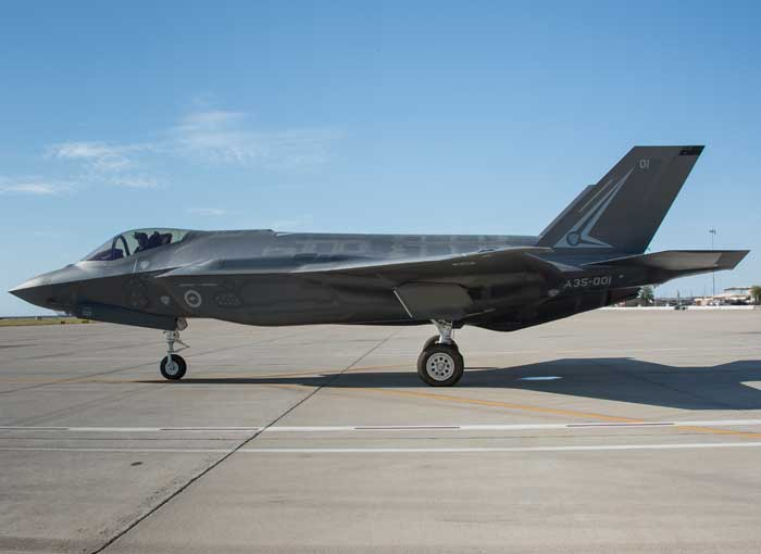Australia to receive next eight F-35 Lightning II fighter aircraft in 2018