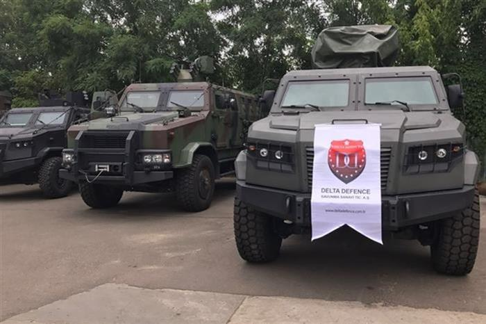 Bangladesh Army looks to buy 680 Ukraine-made multipurpose armored vehicles