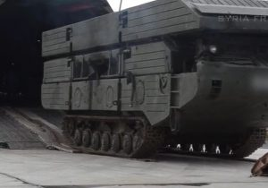 Russia deploys more engineering vehicles to Syria