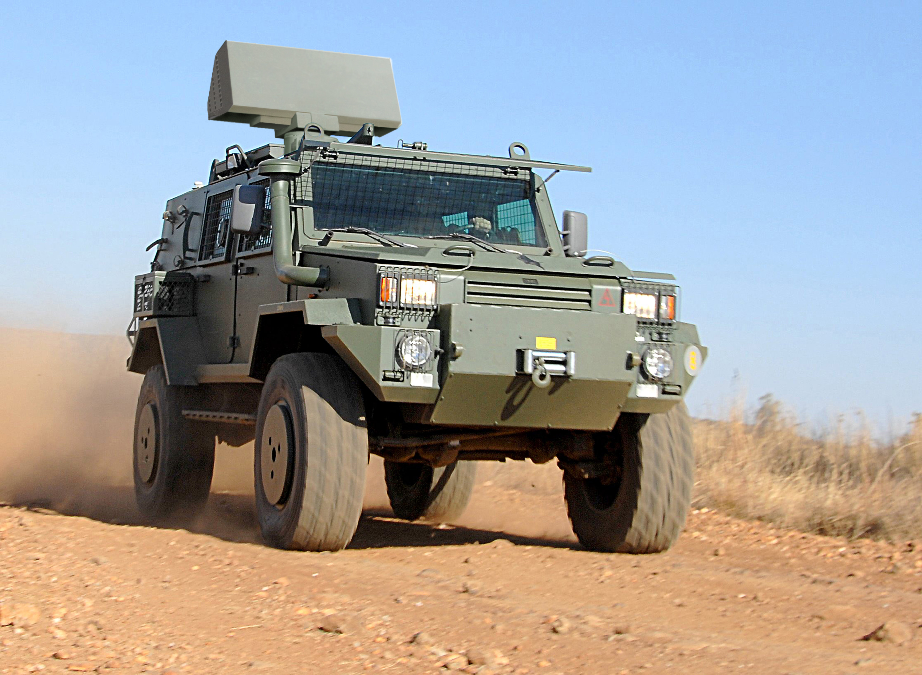 Saab receives order for Giraffe 1X surface radar system