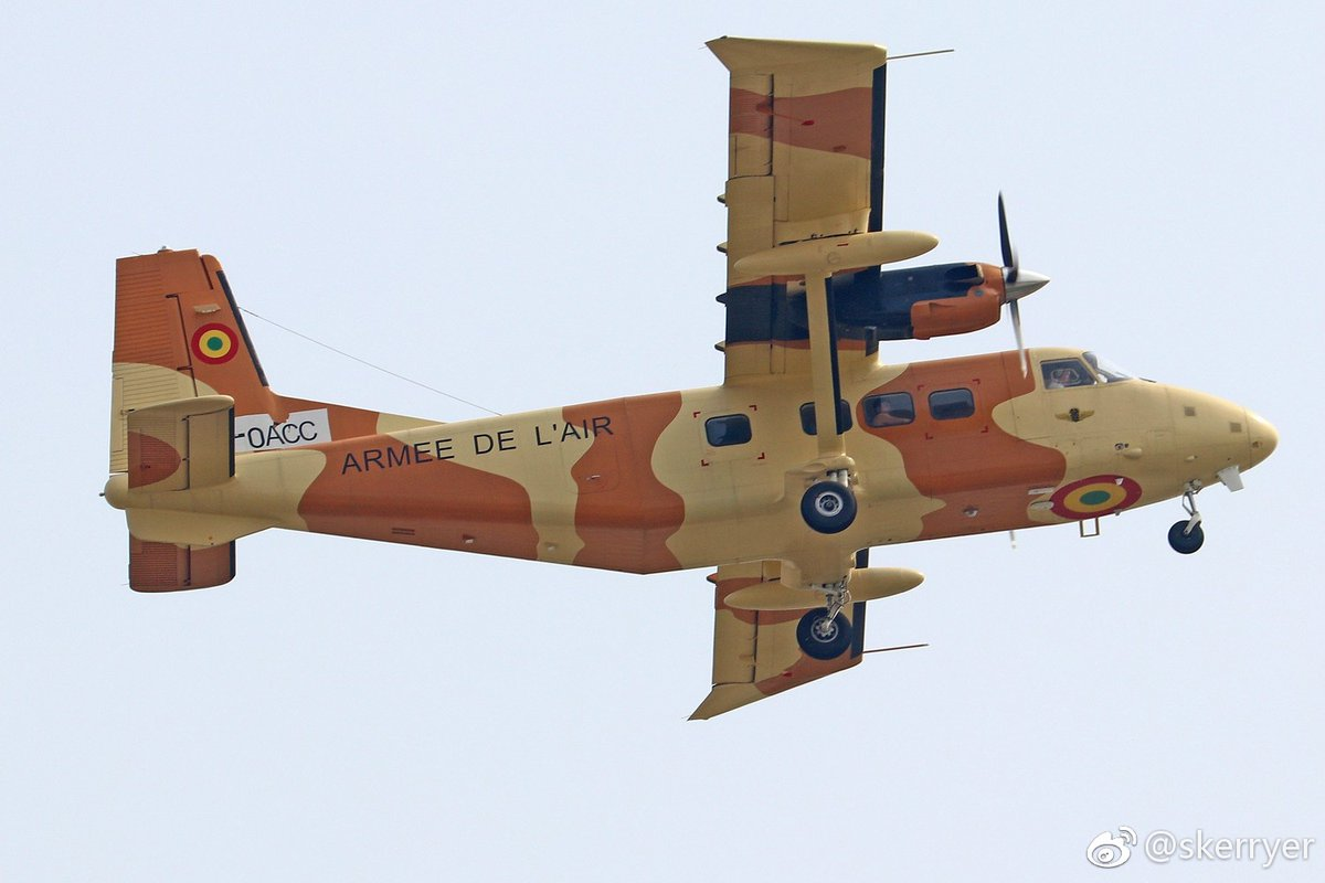 Mali Air Force to receive new Y-12 military transport aircraft from China