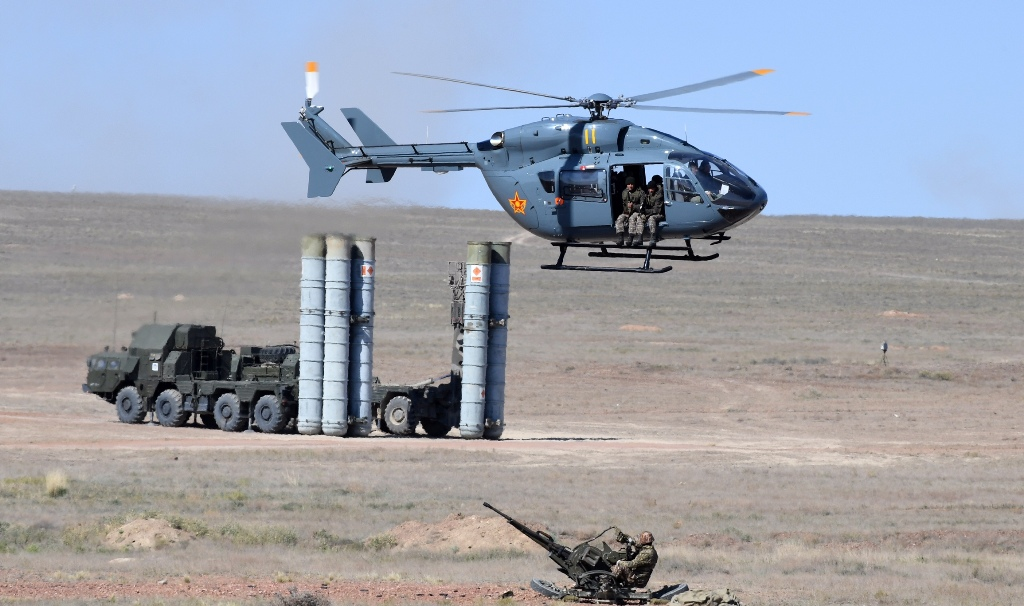 Kazakhstan holds Combat Commonwealth 2017 joint air defence exercise