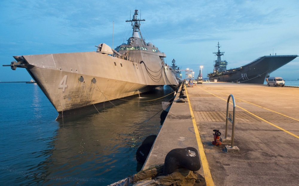 USS Coronado departs U.S 7th Fleet after successful Indo-Asia-Pacific deployment