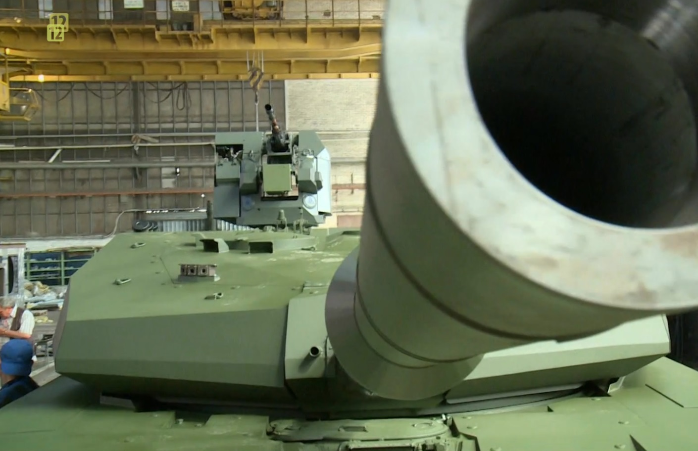 Ukraine to supply T-72 main battle tank spare parts to a Europian country